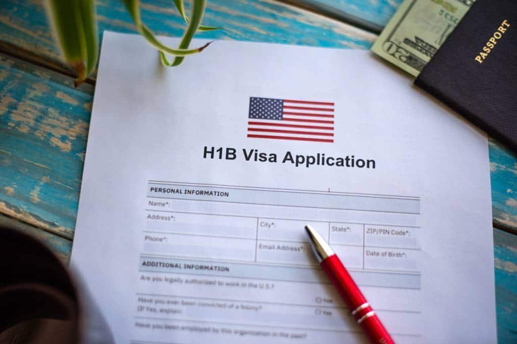 avocat visa H1B