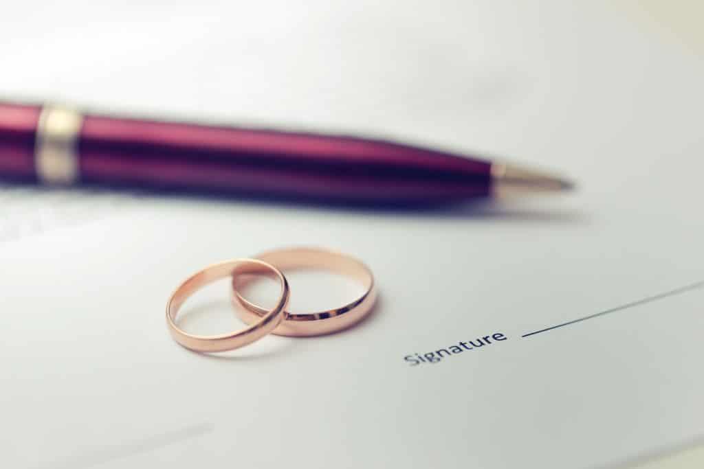 En quoi consiste le contrat de mariage ?