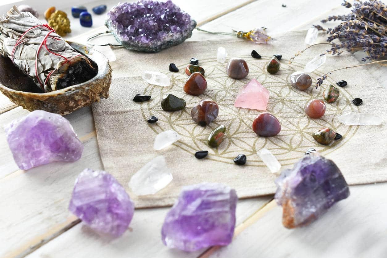 pierres naturelles thérapeutiques