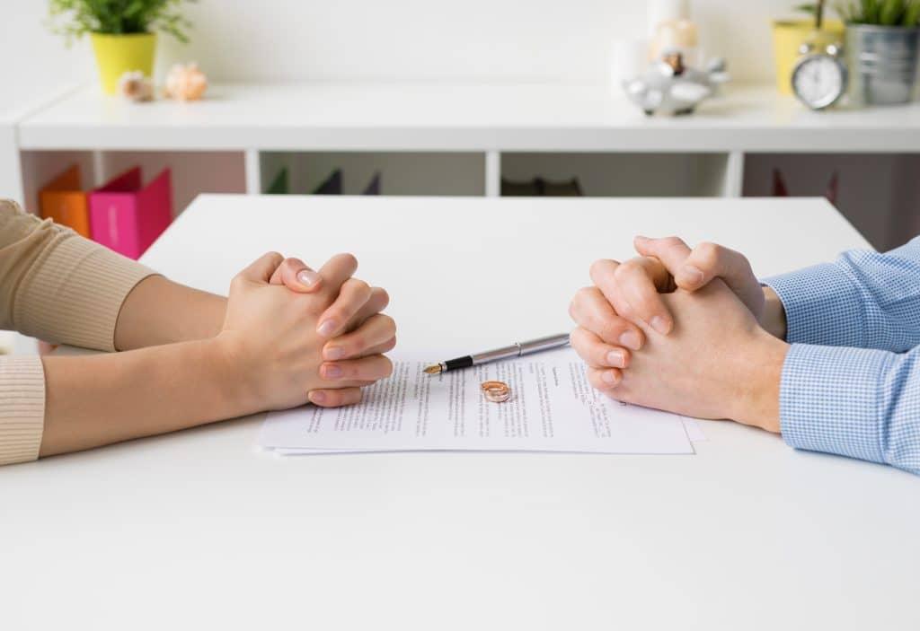 Une procédure de divorce par consentement mutuel ?